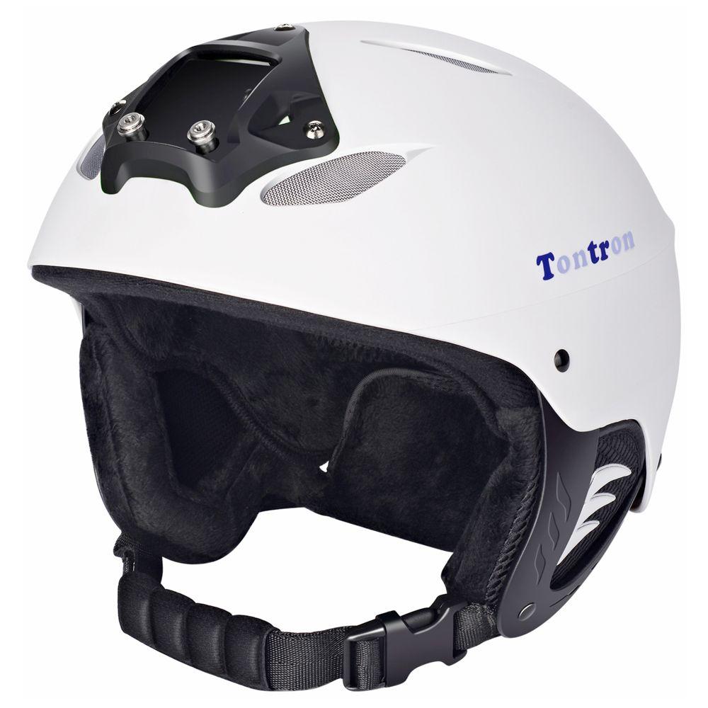 Ski/Snowboard helmet with Camera Mount