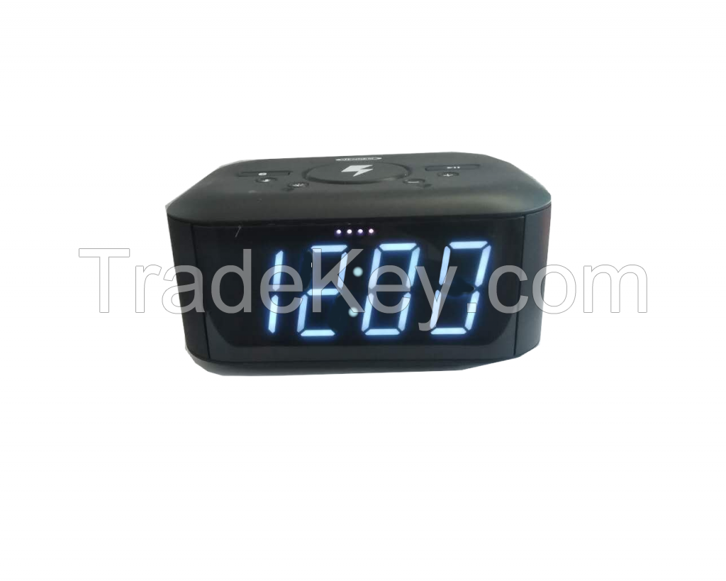BIG Digits Clock Radio