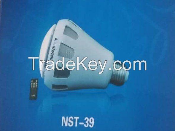 Multimedia Electrical Bulb