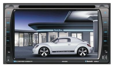 CAR AUDIO AND VISUAL with Navigation Card (4G)