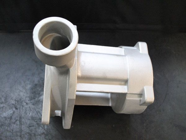 Injection pump parts casting-China pump body casting