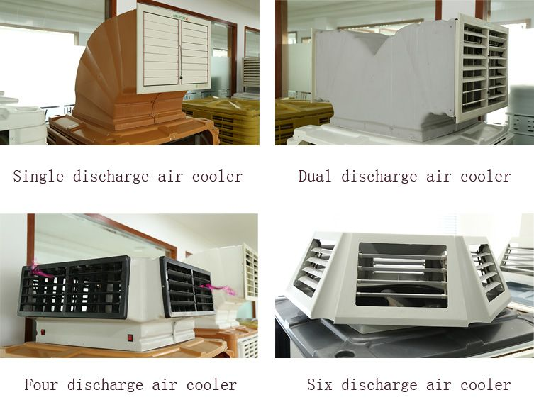18000CMH Industrial Evaporative Air Cooler