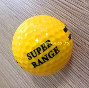 China Made Colorful Range Ball Golf Ball