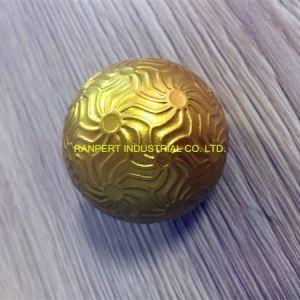 Custom Printed Best Quality Metal Golf Ball Gift Ball