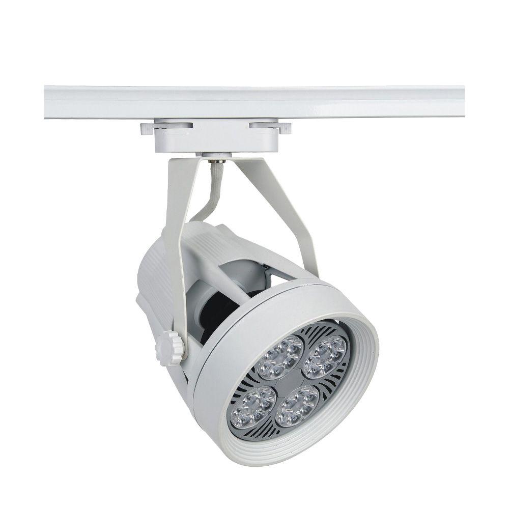 Showroom Commercial Narrow Beam Ar111 Modern  LED Track light LED Ceiling Rail Lamp Light