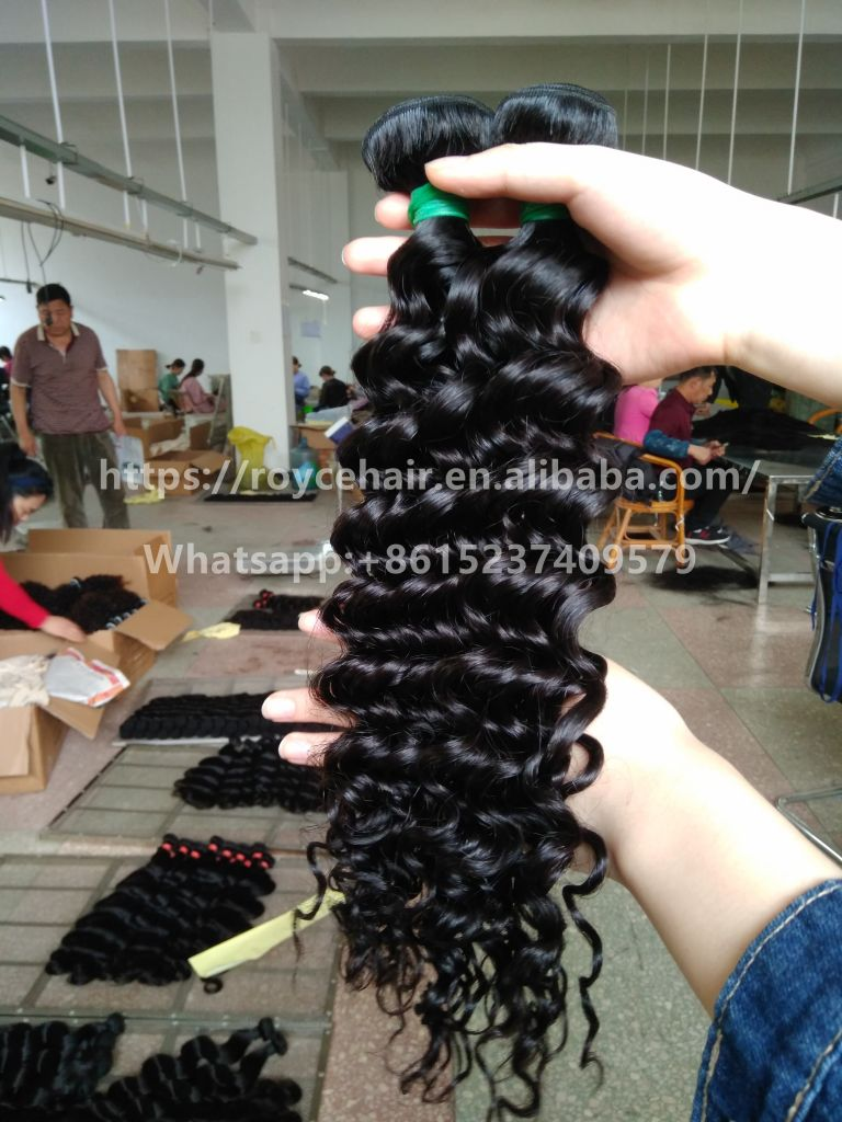 Xuchang Royce Hair Production Co.,Ltd