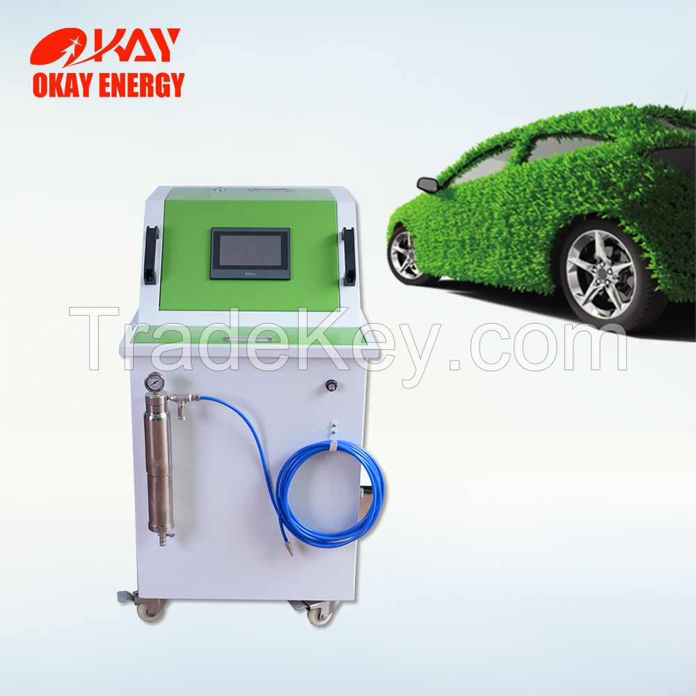 CCS1500 Auto HHO engine carbon cleaning fuel saving equipment car washer