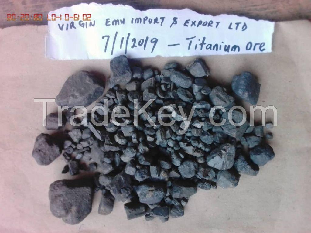 Titanium Ore