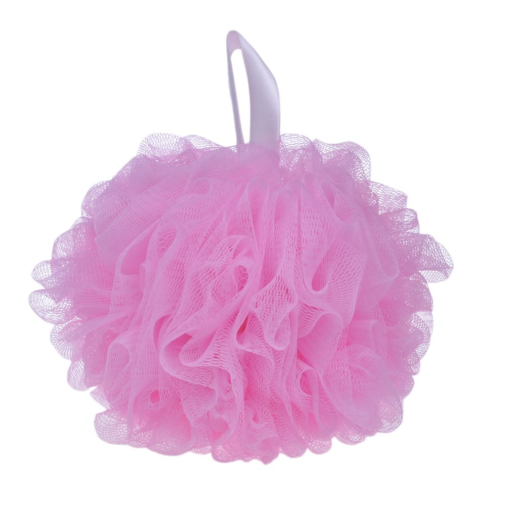 Bath Sponge / Flower Shower Puffs / for Spa Body Exfoliating