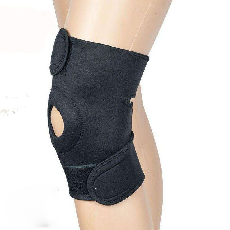 Comfortable Breathable elastic New Style Sporting Goods Neoprene knee pads supports knee orthosis immobilizer