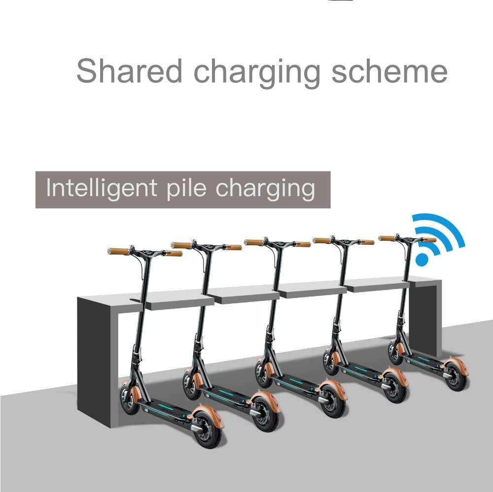 Wholesale GPS Sharing Electric Scooter for Adults/APP Controlled Standing Scooter /Mobility Scooter