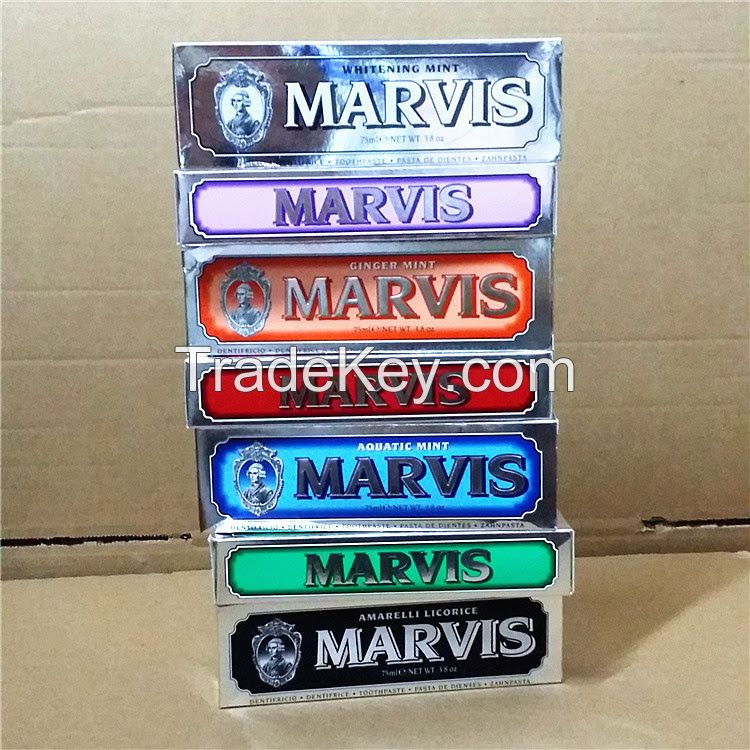 Marvis Italy products toothpaste Mint