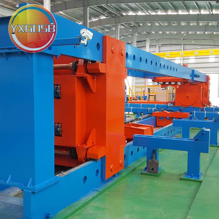 Steel Pipe Hydrostatic Testing Machine