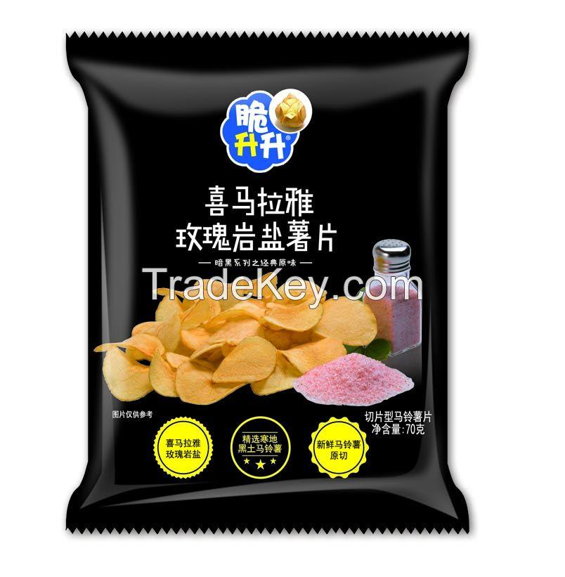 Himalayan Rock Potato Chips