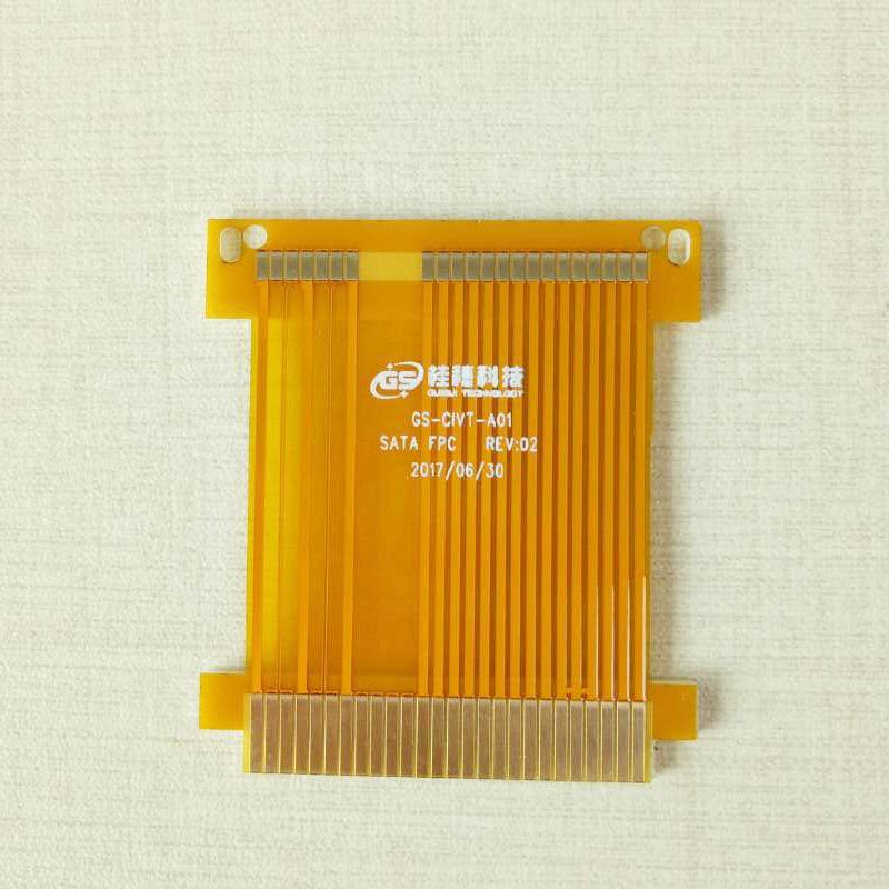 Flexible pcb fpc pcba fpc cable
