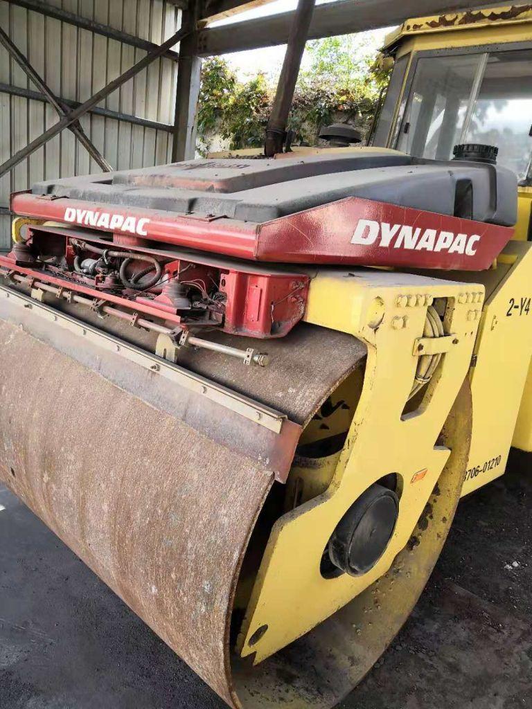 USED DYNAPAC CC522 ROLLER