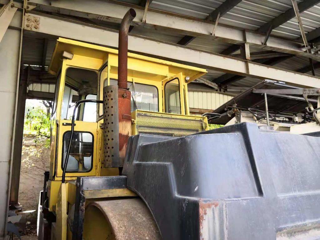 USED DYNAPAC CC501 ROAD ROLLER