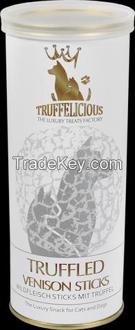 Truffled Venison Sticks