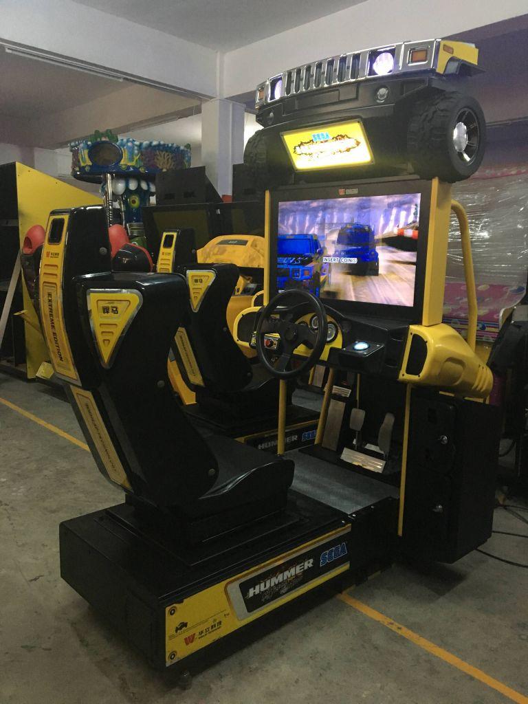 Hummer, Used Game Machine, Refurbished Game Machine, Second Hand Game Machine, Video Games