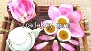 (Herbal Tea) Lotus Tea