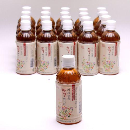 Renewing Tea Fermented Tea Organic Ingredients Korean IDO TEA