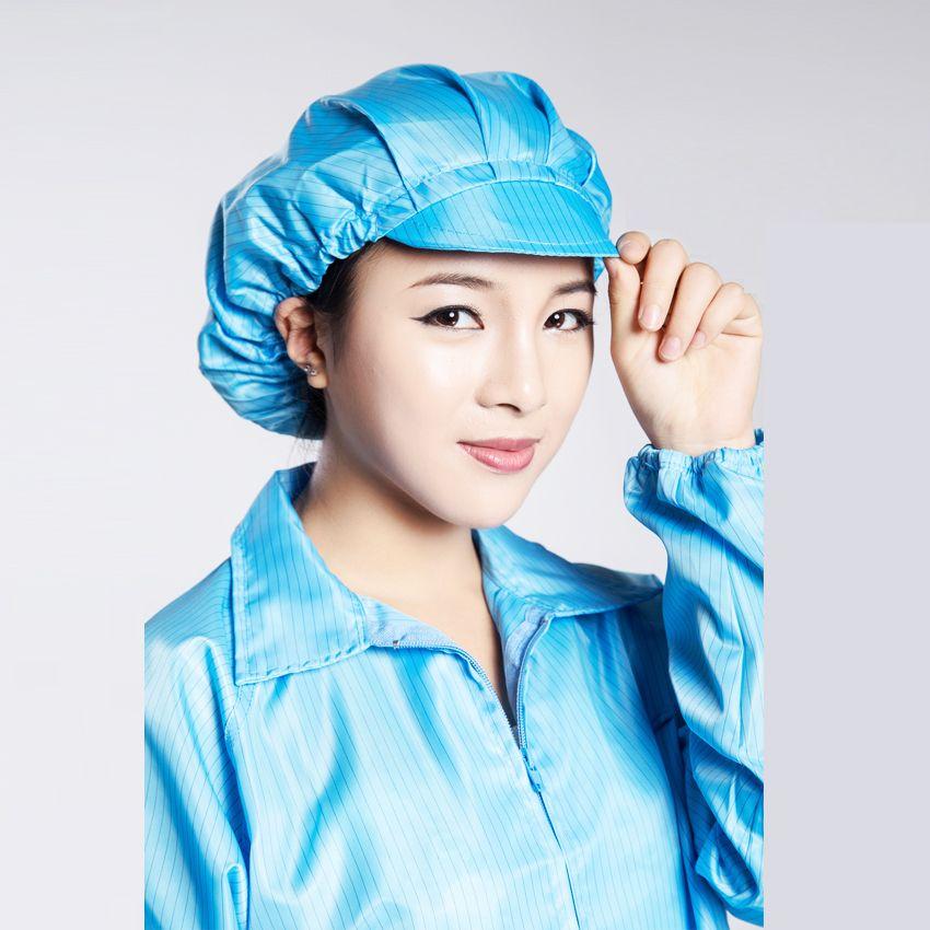 Antistatic hat