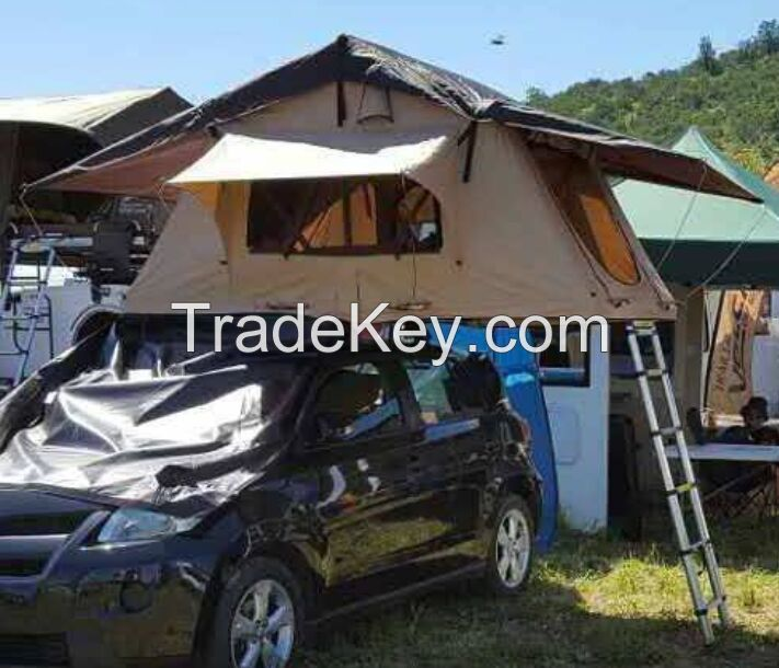 Top roof tent