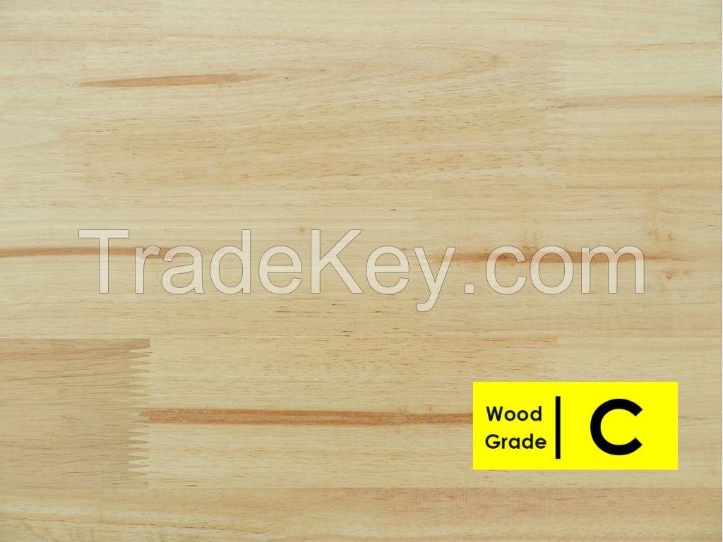 Thailand Rubberwood Finger Joint Board