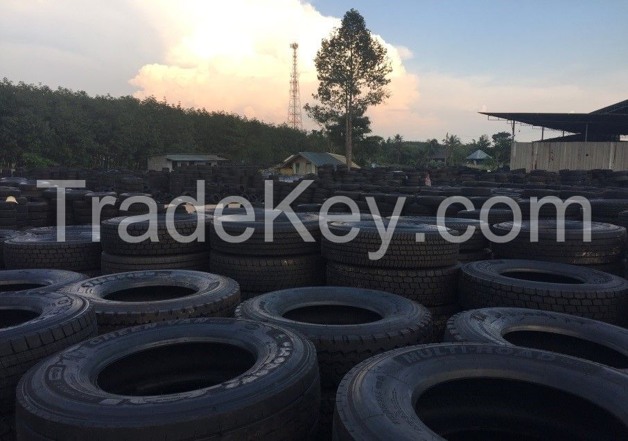 SECOND GRADE NEW CAR TYRE AND TRUCK TYRE