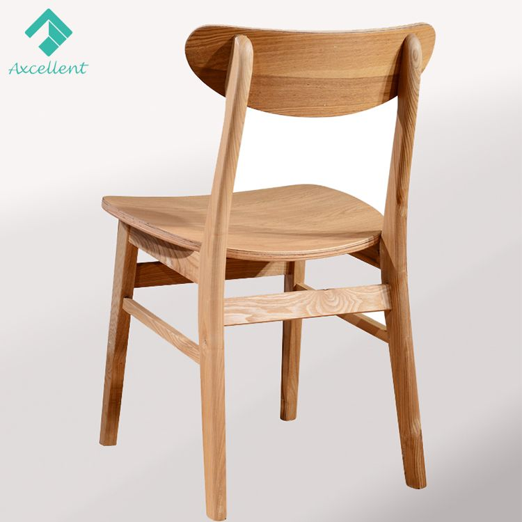 Nordic style ashwood dining chair