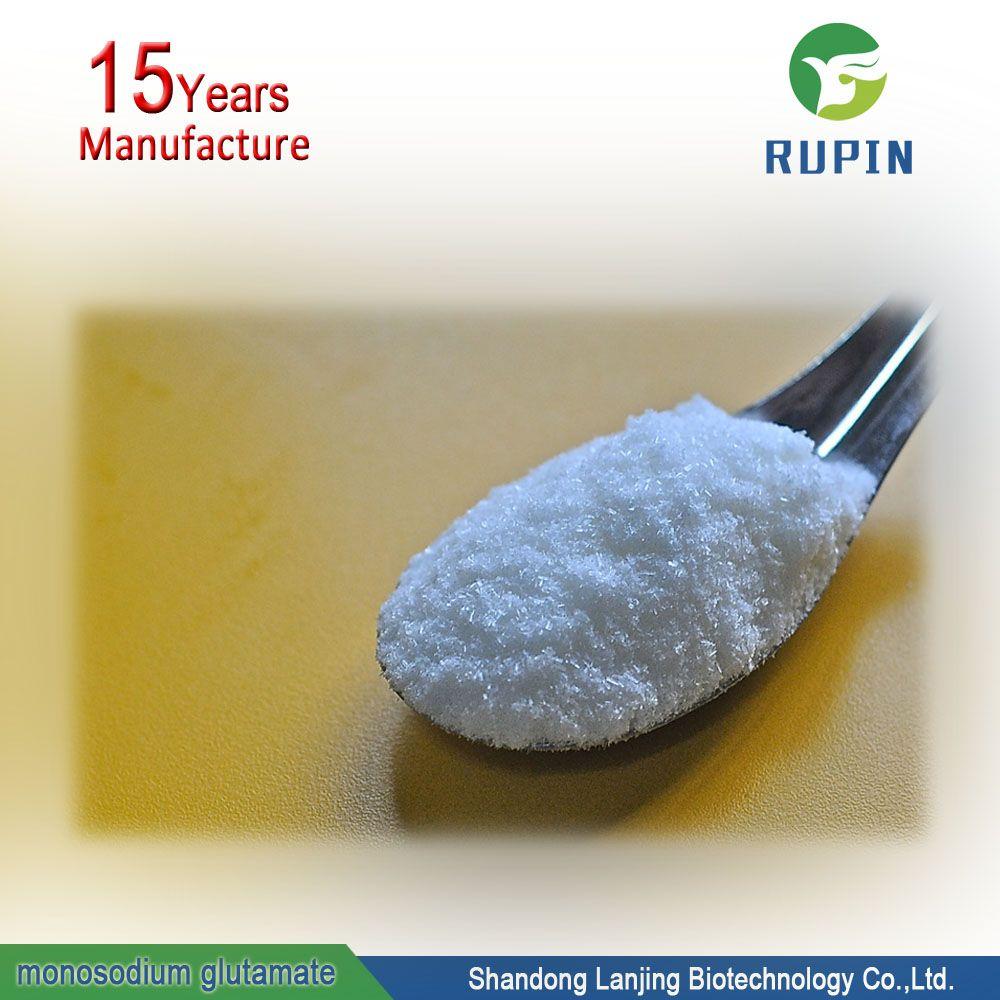 High Quality Crystal Msg Monosodium Glutamate