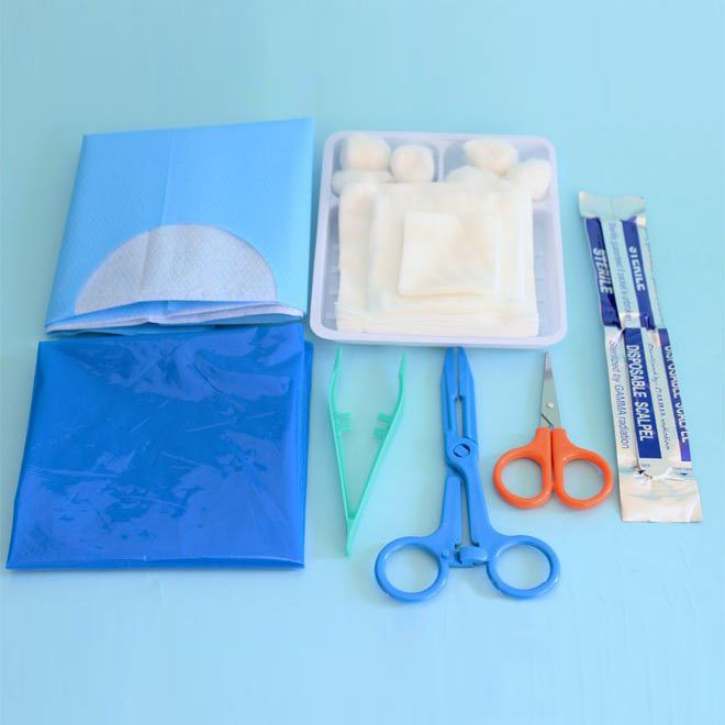 Disposable Dressing Pack Sterile