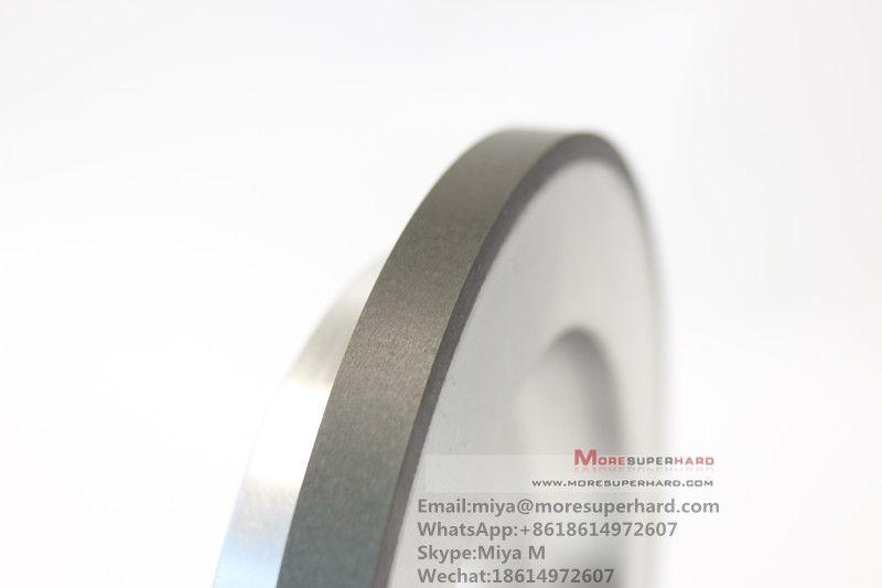 1A1 Resin Bond Diamond Grinding Wheel used natural diamond grinding polishing miya@moresuperhard.com