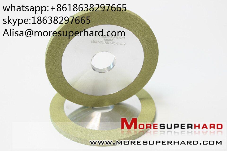 vitrified bond diamond grinding wheels