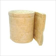 Cheap Price Thermal Roof Insulation Rock Wool Blanket with Wire Mesh