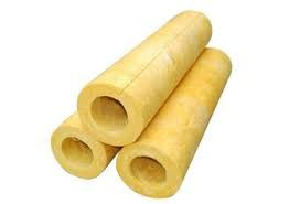 Pipeline Insulation Material Mineral Rock Wool Pipe