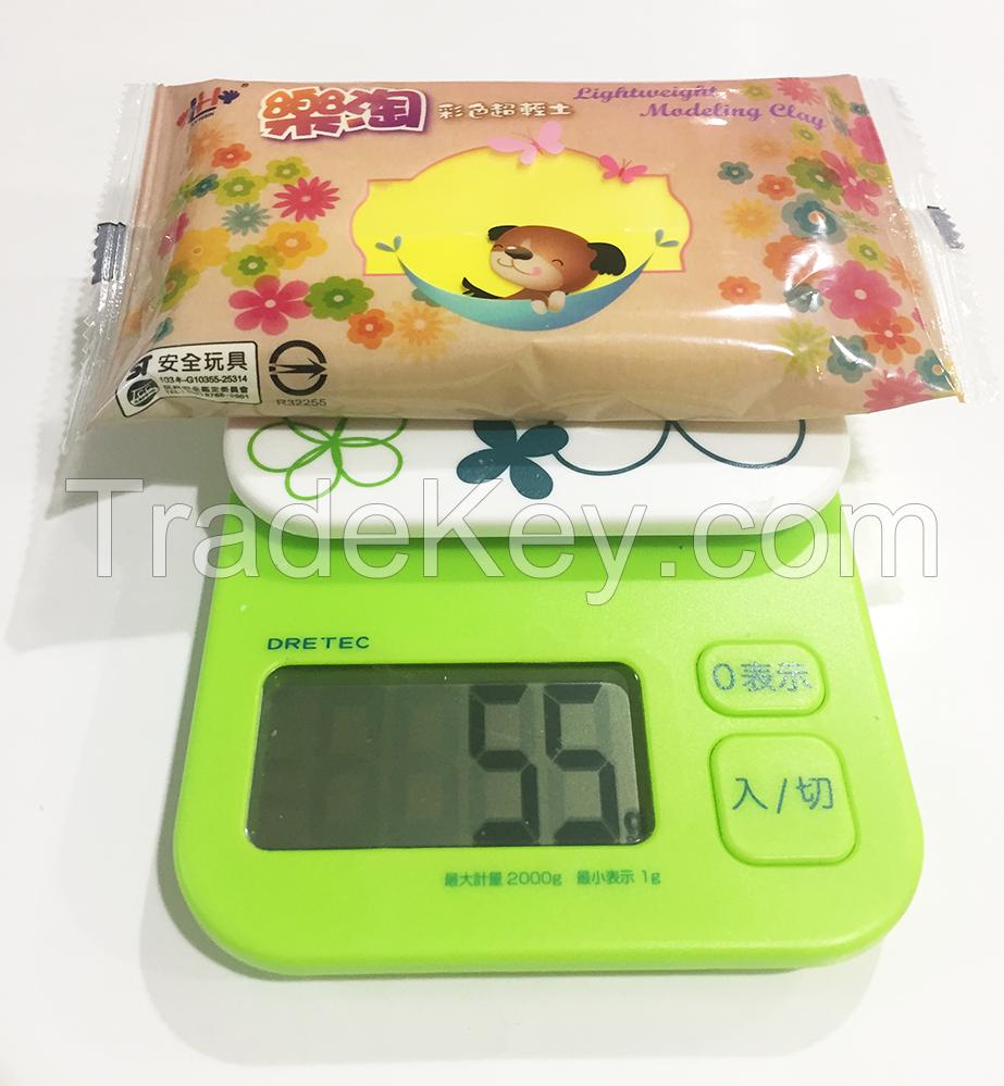 Kids Soft Super Light Polymer Clay For Slime