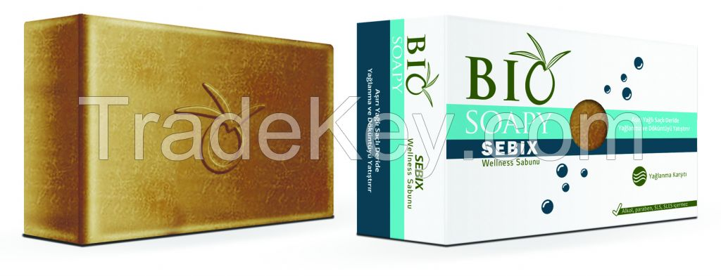 BIOSOAPY SEBIX  WELLNESS  SOAP