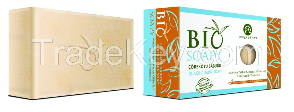 BIOSOAPY BLACK CUMIN SOAP