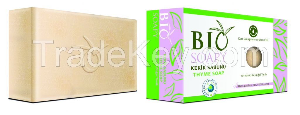BIOSOAPY THYME SOAP