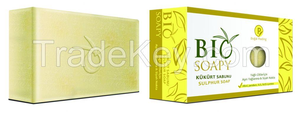BIOSOAPY SULFUR SOAP