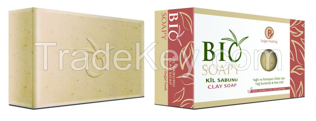 BIOSOAPY CLAY SOAP