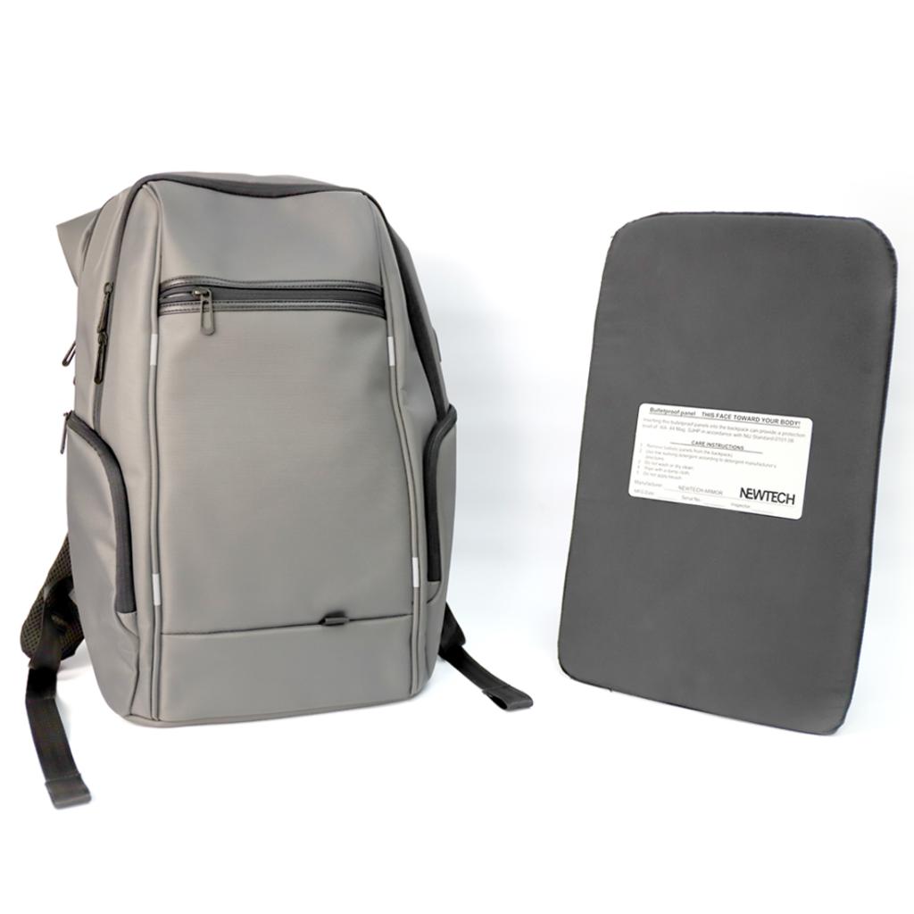 NIJ level IIIA bulletproof backpack
