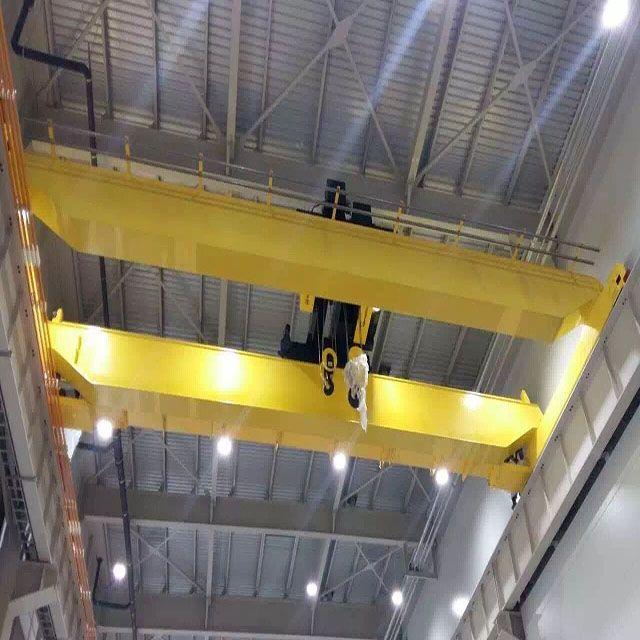 5 ton-50 ton Double Girder Overhead Crane traveling busbar price in bridge crane