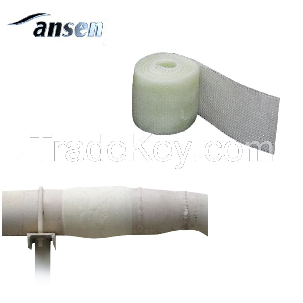 Water-proof fiberglass pipe Repair Bandage