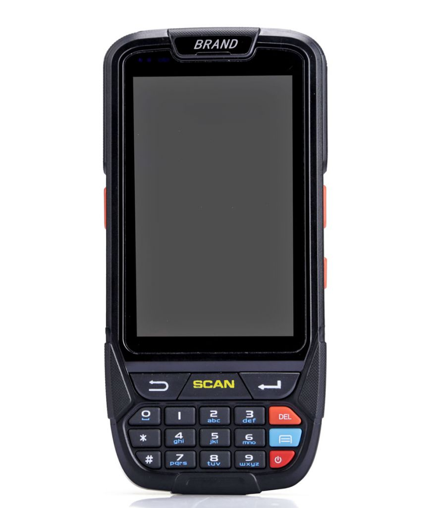 Cheapest Factory 4 inch Android PDA Handhelds With 4G Net MT6735 2G RAM+16G RFID GPS AGPS PSAM