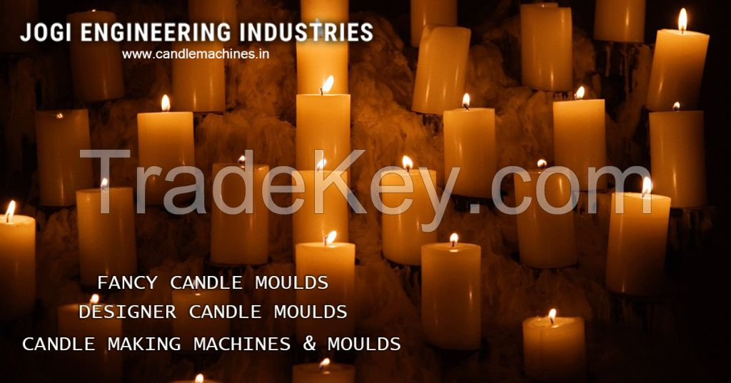 Wax Candle Making Machine-Candle Machines