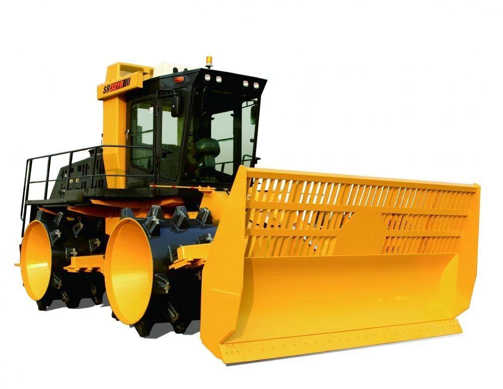 Shantui 32.0 Ton Landfll Compactors