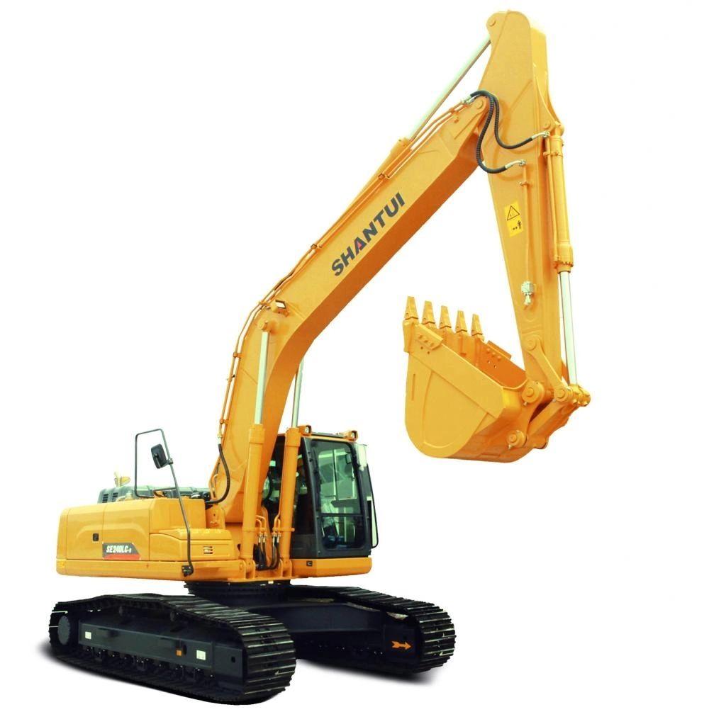 Shantui 24.8 ton Medium-Sized Crawler Excavator