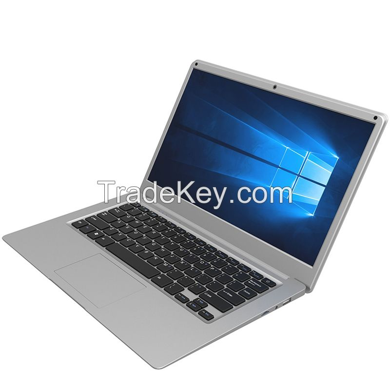 Cheap slim laptop 14.1 inch win 10 tablet Intel Z8350 notebooks laptop computer